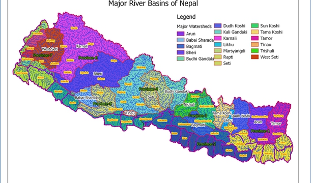 A Comprehensive Study on Hydropower Potential of Nepal